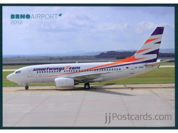 SmartWings/Travel Service, B.737