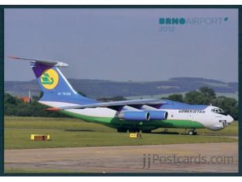 Uzbekistan, Il-76