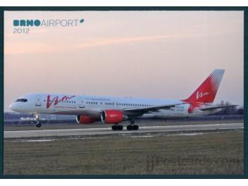 Vim Airlines, B.757