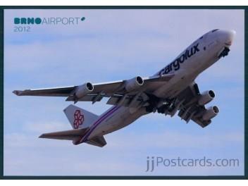 Cargolux, B.747
