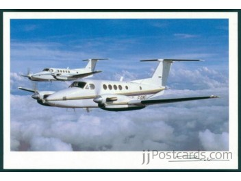 Beech Super King Air, private