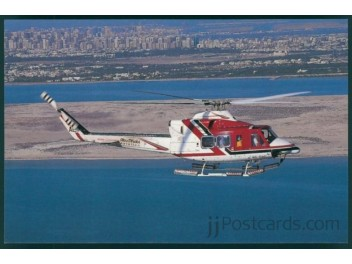 Abu Dhabi Aviation, Bell 412
