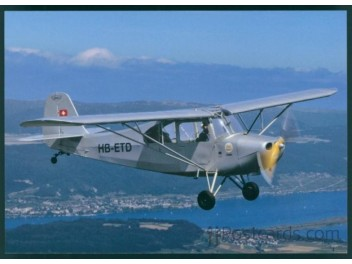 Aeronca Champion 7AC, private