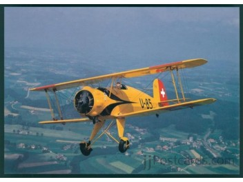 Bücker 133, private ownership