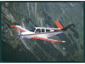 Beech Bonanza, private ownership