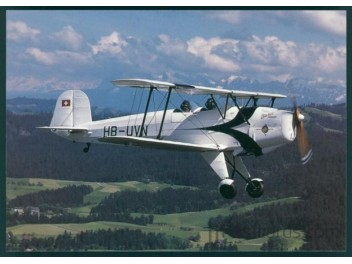 Bücker 131, private ownership