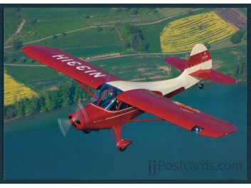 Aeronca Aircraft, Aeronca 15AC Sedan