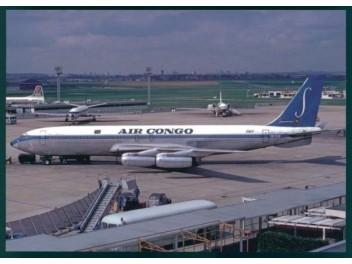 check out b118f 2e22f Air Congo, B.707