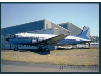 Air Siam, DC-4
