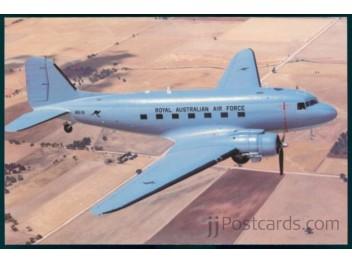 Air Force Australia, C-47 Dakota