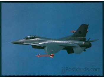 Air F. Netherlands, F-16 Fighting Falcon
