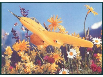Blumenreise, Technisches Insekt