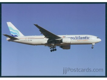 Euro Atlantic Airways, B.777