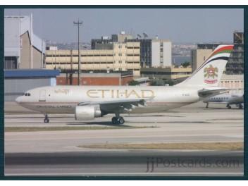 Etihad Cargo, A310