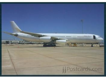 Gabon Airlines, A340