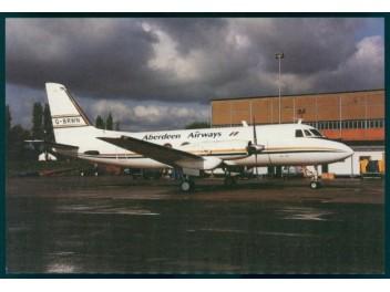 Aberdeen Airways, Gulfstream 1