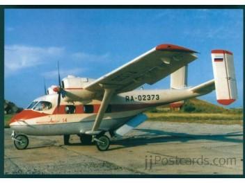 An-14, Privatbesitz