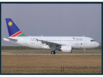 Air Namibia, A319