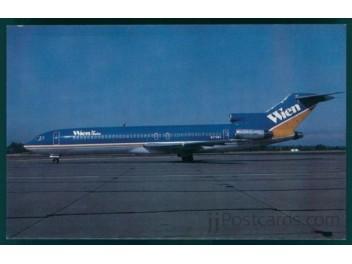 Wien Air Alaska, B.727