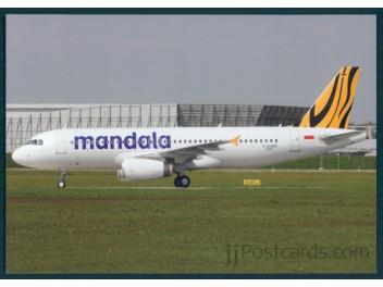 Tigerair Mandala, A320