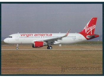 Virgin America, A320
