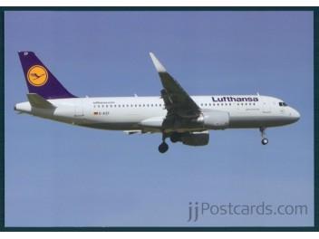 Lufthansa, A320