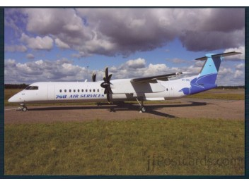 748 Air Services, DHC-8