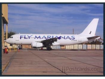 Fly Marianas, A320