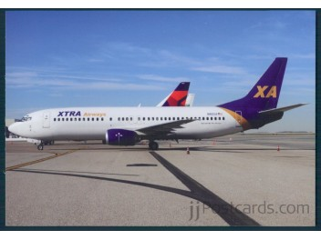 Xtra Airways, B.737