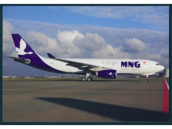 MNG Airlines Cargo, A330