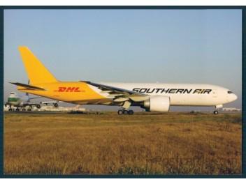 Southern Air/DHL, B.777F