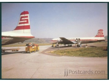 Albenga, Sterling, DC-6