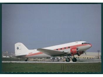 Amoco Ägypten, DC-3