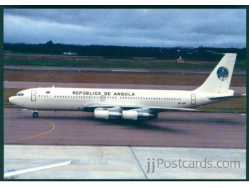 Angola (government), B.707