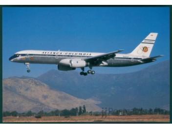 antiguo avion de la compañía aerea monarch Vintage company airplane boeing 757