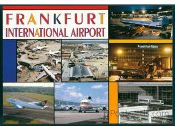 Airport Frankfurt, 7 views
