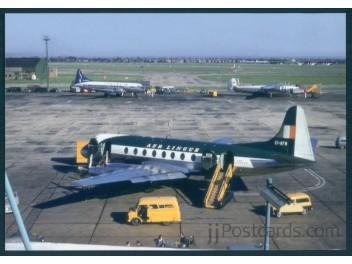 Aer Lingus Viscount, Sabena, BKS