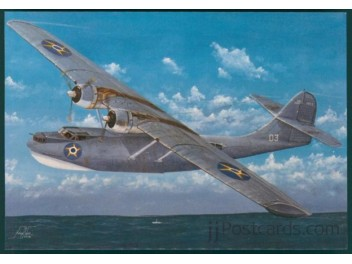 Air Force Brazil, PBY Catalina