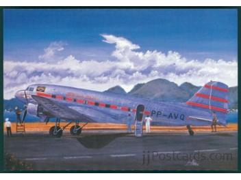 Aerovias Brasil, DC-3
