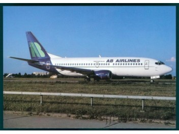 AB Airlines, B.737