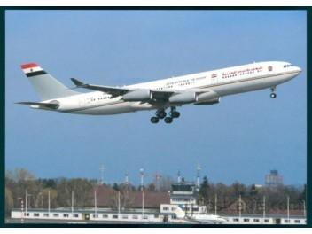 Ägypten (Regierung), A340