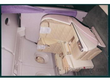 Cabin seats, A380-840