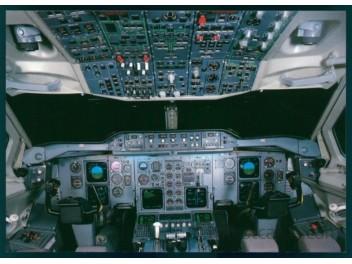 Cockpit, Swissair A310-221