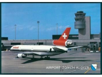 Zurich: Swissair DC-10