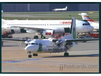 Air Baltic F50, Swiss A320, CSA