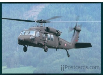 Air Force Austria, S-70 Black Hawk