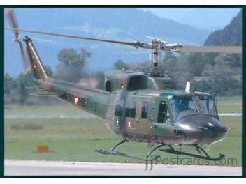 Air Force Austria, Agusta-Bell AB.212
