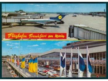 Airport Frankfurt, 2 views