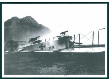 Air Force Austria-Hungry, Fokker B. III