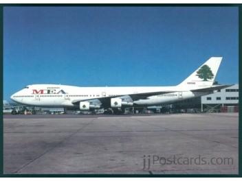 Aeroamerica Flugzeug-Postkarte F167 Boeing 720